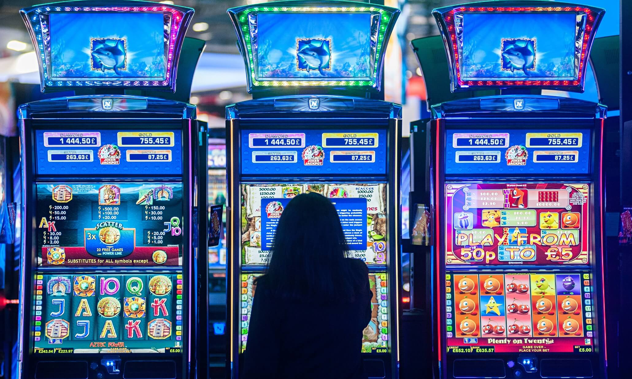 Finding Clients With Casino (Half A, B, C ... )